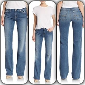 7 for all Mankind Women's Medium Wash Bootcut